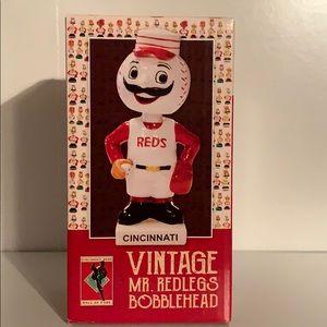 Other - Vintage Cincinnati Reds Bobblehead